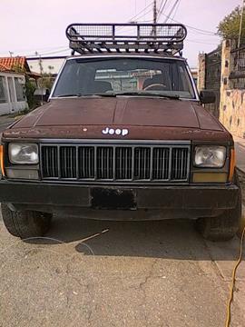 Jeep Cherokee Limited 4x4 usado (1988) color Marron precio BoF900