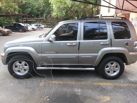 Jeep Cherokee Limited 3.7L Aut 4x4 usado (2002) color Gris precio u$s4.300