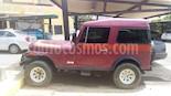 Jeep CJ7 TECHO DURO usado (1982) color Rojo precio u$s1.100