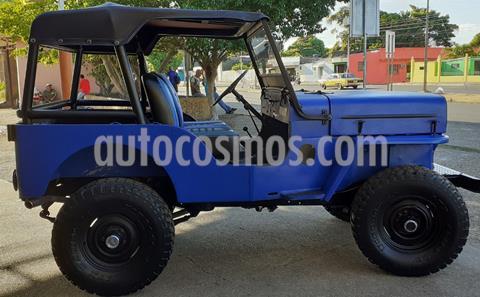Jeep CJ7 techo de lona usado (1963) color Azul precio u$s8.000