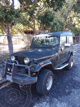 Jeep CJ7 TECHO DURO usado (1982) color Negro precio u$s1.400