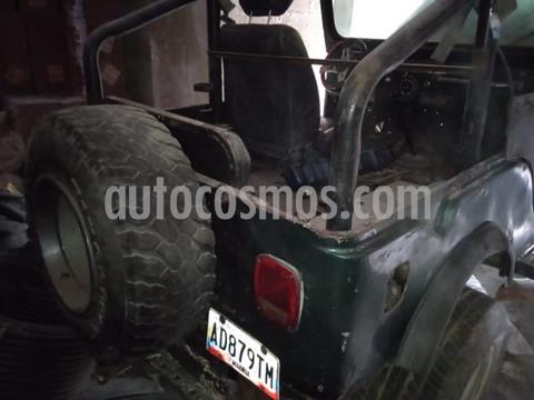 Jeep CJ7 TECHO DURO usado (1987) color Verde precio u$s1.200