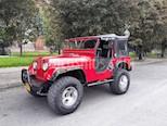 Jeep COMANDO CAMPERO- usado (1962) color Rojo precio $27.000.000