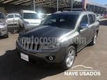 Foto venta Auto usado Jeep Compass 2.4 4x4 Limited Aut (2013) color Gris precio $560.000