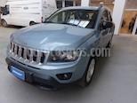 Foto venta Auto Usado Jeep Compass 2.4 4x4 Limited Aut (2014) color Celeste precio $460.000
