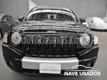 Foto venta Auto Usado Jeep Compass 2.4 4x4 Limited (2007) color Negro