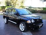 Foto venta Auto usado Jeep Compass 2.4 4x4 Limited (2011) color Negro precio $395.000