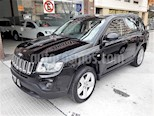 Foto venta Auto usado Jeep Compass 2.4 Limited 170cv Atx (2013) color Negro precio $550.000