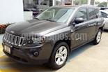 Foto venta Auto usado Jeep Compass 4x2 Latitude Aut (2014) color Blanco precio $185,000