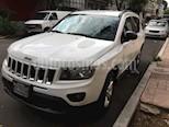 Foto venta Auto usado Jeep Compass 4x2 Latitude Aut (2014) color Blanco precio $149,000