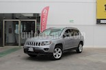 Foto venta Auto Seminuevo Jeep Compass 4x2 Latitude Aut (2014) color Plata precio $204,000
