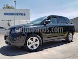 Foto venta Auto usado Jeep Compass 4x2 Latitude Aut (2016) color Negro precio $250,000