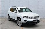 Foto venta Auto usado Jeep Compass 4x2 Latitude Aut (2016) color Blanco precio $280,000