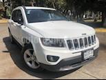 Foto venta Auto Seminuevo Jeep Compass 4x2 Latitude Aut (2014) color Blanco precio $205,000
