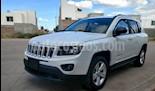 Foto venta Auto usado Jeep Compass 4x2 Latitude Aut (2015) color Blanco precio $215,000