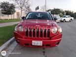 Foto venta Auto usado Jeep Compass 4x2 Latitude Aut color Rojo precio $95,000