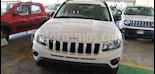 Foto venta Auto usado Jeep Compass 4x2 Latitude (2015) color Blanco precio $300,000