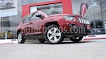 Foto venta Auto usado Jeep Compass 4x2 Latitude (2015) color Rojo precio $205,000