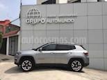 Foto venta Auto usado Jeep Compass 4x2 Limited Aut (2018) color Plata precio $439,000