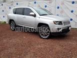 Foto venta Auto Seminuevo Jeep Compass 4x2 Limited Aut (2014) color Plata precio $220,000