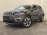 Foto venta Auto usado Jeep Compass 4x2 Limited Aut (2018) color Gris precio $374,500