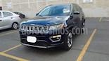 Foto venta Auto usado Jeep Compass 4x2 Limited CVT (2018) color Azul precio $316,000