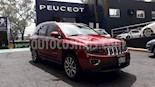 Foto venta Auto usado Jeep Compass 4x2 Limited CVT (2014) color Rojo precio $229,900