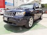 Foto venta Auto usado Jeep Compass 4x2 Limited CVT (2013) color Azul Acero precio $195,000