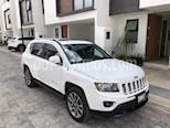 Foto venta Auto usado Jeep Compass 4x2 Limited Premium CVT Nav  (2014) color Blanco precio $218,985