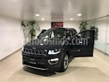 Foto venta Auto usado Jeep Compass 4x2 Limited Premium CVT Nav  (2018) color Azul precio $425,000