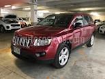 Foto venta Auto Seminuevo Jeep Compass 4x2 Limited Premium CVT (2012) color Rojo precio $170,000