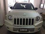 Foto venta Auto usado Jeep Compass 4x2 Limited Premium CVT (2010) color Blanco precio $138,000