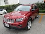 Foto venta Auto usado Jeep Compass 4x2 Limited Premium CVT (2012) color Rojo Cerezo precio $278,000
