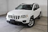 Foto venta Auto usado Jeep Compass 4x2 Sport CVT (2013) color Blanco precio $168,000