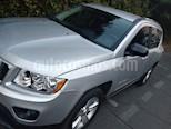 Foto venta Auto usado Jeep Compass 4x2 Sport CVT (2012) color Gris Mineral precio $129,000