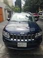 Foto venta Auto usado Jeep Compass 4x2 Sport CVT (2013) color Azul precio $169,999
