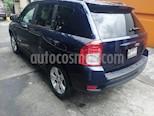 Foto venta Auto usado Jeep Compass 4x2 Sport CVT (2013) color Azul precio $168,999