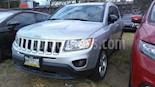 Foto venta Auto usado Jeep Compass 4x4 Limited Premium CVT Nav  (2013) color Plata precio $185,000