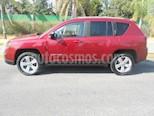 Foto venta Auto usado Jeep Compass 5p Latitud 4x2 L4/2.4 Aut c/Cam y B/A (2015) color Rojo precio $220,000