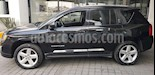 Foto venta Auto usado Jeep Compass 5p Limited 4x2 L4/2.4 Aut color Negro precio $187,000
