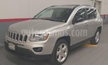Foto venta Auto usado Jeep Compass 5p Limited 4x2 L4/2.4 Aut (2013) color Plata precio $199,000