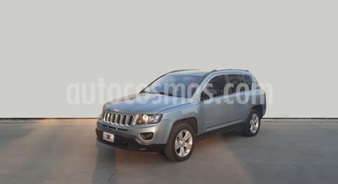 Jeep Compass 2.4L 4x4 Sport usado (2014) color Azul Celeste precio $1.390.000
