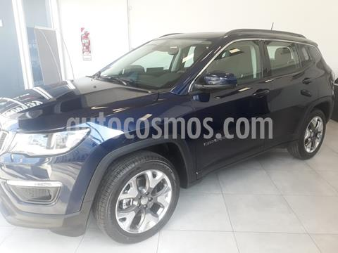 Jeep Compass 2.4 4x4 Longitude Aut usado (2020) color Negro Carbon precio $2.909.300