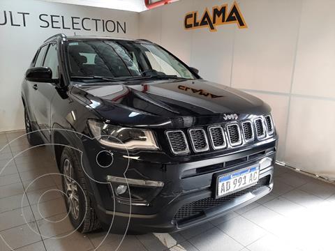 Jeep Compass 2.4 4x2 Sport usado (2020) color Negro Carbon precio $4.790.000