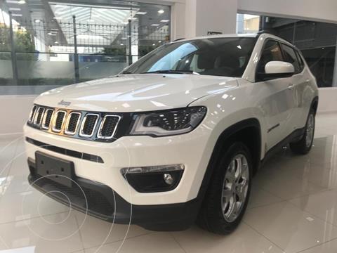 Jeep Compass 2.4 4x2 Longitude Aut nuevo color Blanco precio $4.970.000