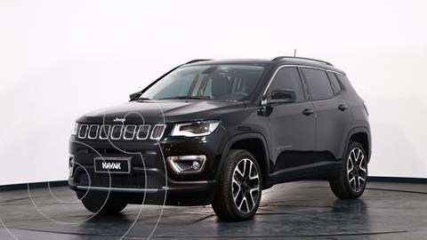 Jeep Compass 2.4 4x4 Limited Aut Plus usado (2018) color Negro precio $5.260.000