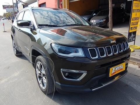 Jeep Compass 2.4 4x4 Limited Aut usado (2018) color Negro precio $4.170.000