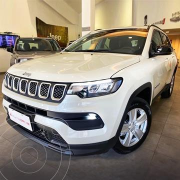 Jeep Compass 1.3 4x2 Sport Aut nuevo color Blanco financiado en cuotas(anticipo $1.500.000 cuotas desde $52.174)