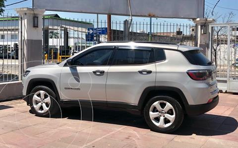 Jeep Compass 2.4 4x2 Sport usado (2018) color Plata precio u$s22.000