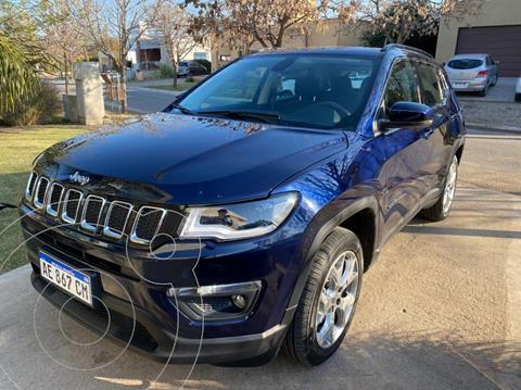 Jeep Compass 2.4 4x2 Longitude Aut usado (2021) color Azul precio $5.100.000